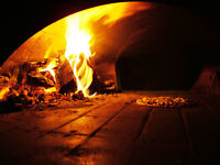 Wood Fired Pizza Caterer Available for Your Party or Event