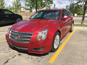 2010 Cadillac CTS 3.0L AWD Sport Wagon - Hard to find
