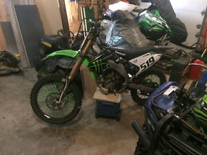 06 kx250f sell or trade