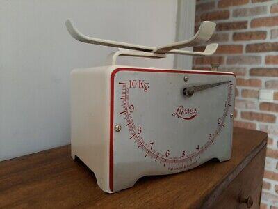 Ancienne balance de cuisine LYSSEX - Vintage kitchen scale