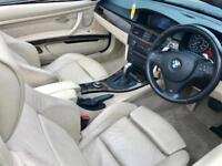 2007 57 reg BMW 330 i M Sport Convertibke + CREAM LEATHER + HUGE SPEC + SAT NAV