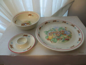 Mac Mice dishes