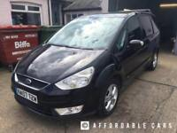 2007 FORD GALAXY TDCI ZETEC - FSH - FREE DELIVERY - WARRANTY AVAILABLE