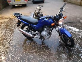 Yamaha YBF 125cc 2007