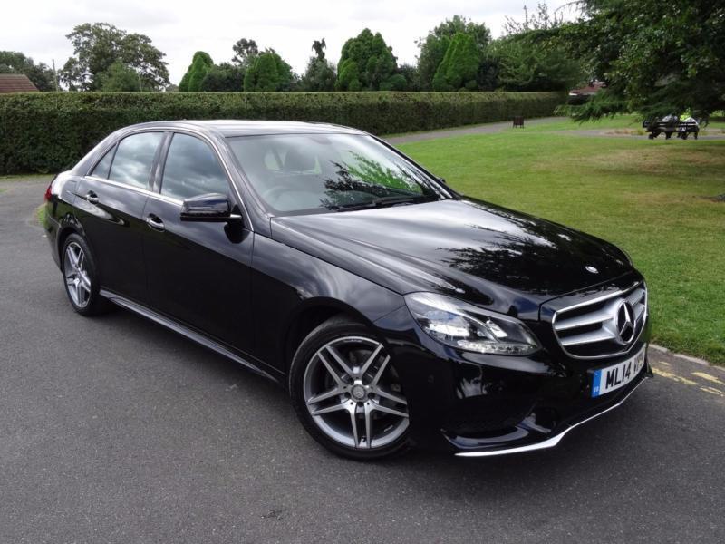 Mercedes e class e220 cdi amg sport 2014 14 in redbridge for 2014 mercedes benz e350 sport