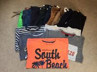 BOYS ASSORTED CLOTHING (AGE 7 to 14)