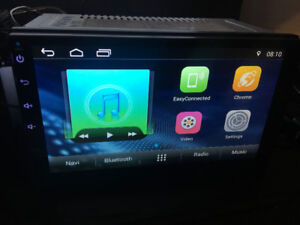 7 inch double DIN Android Head Unit