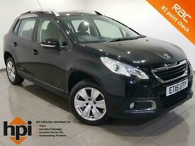 image for Peugeot 2008 Crossover 1.2 PureTech ( 82bhp ) 2015 Active, FULL SERVICE HISTORY
