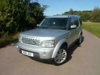 Land Rover Discovery 4 3.0 SD V6 (255bhp) 4X4 XS Station Wagon 5d 2993cc Auto 20