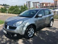 2007 SUBARU TRIBECA SE 5STR ESTATE PETROL