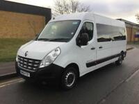 2011 Renault Master 2.3 medium roof Ambulance 100bhp Manual Panel Van