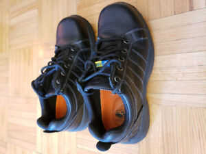 Men's Steel Toe Safety Shoes Size 7