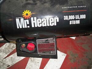 Mr. Heater Propane 30,000-55,000BTU Propane MH5FAV HS55FAV TS55F