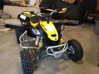 2012 can-am ds 450  mx edition