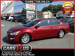 2013 Nissan Altima 2.5 S.....Includes 4 FREE winter tires!!