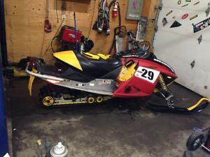 Parting out  rev ski-doo and zx lots of parts St. John's Newfoundland image 2