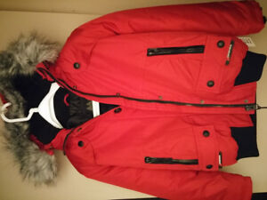 New Winter coat size childs 10/12.