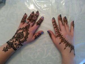 Henna for summer