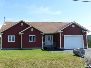 Best buy in Witless Bay newer large bungalow!