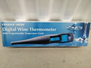 Sharper Image Digital Wine Thermometer - BRAND NEW Peterborough Peterborough Area image 1