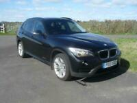 BMW X1 XDRIVE 18D SPORT 5DR 4X4 ALLOYS,SPORTS INTERIOR,