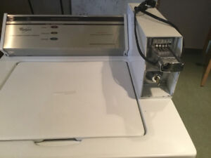 Commercial Washer and Dryer parts