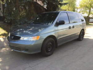 !!!!!! 1999 HONDA ODYSSEY AUTOMATIC 7PASS EXC. COND. LOADED!!!!!