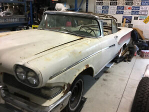 58 Edsel Convertible