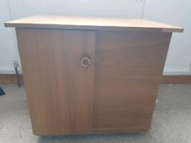 Office cabinet (on wheels)