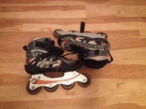 Roller blades (patins à roues alignées) Mongoose