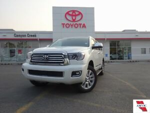 2018 Toyota Sequoia **DEMO DAYS** 4WD PLATINUM 5.7L