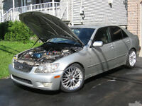 2002 Lexus IS300 Turbo
