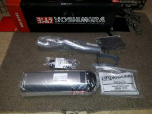 YOSHIMURA EXHAUST CBR1000RR