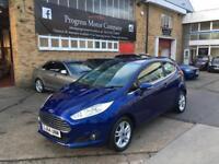 2014 Ford Fiesta 1.0 EcoBoost Zetec 3dr (start/stop)