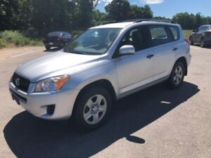 2010 Toyota RAV4 4WD, 1 owner, low km's, no accidents