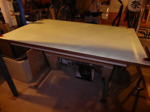 K & E Drafting table