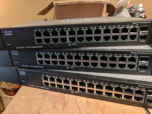 Cisco SG 102-24 Gigabit 24 port Switch