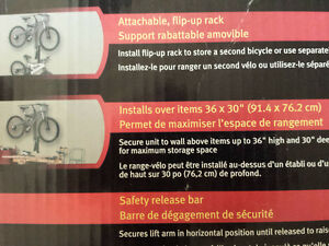 Bike Lift-for garage staorage