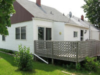 Cozy large SINGLE house with deck for rent