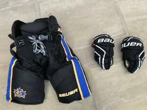 Brampton 45s Hockey Pants All-in-one