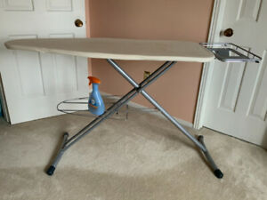 Rowenta Professional Ironing Board and a new cover.