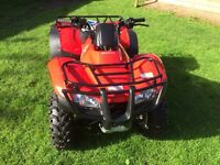 Honda quad 250