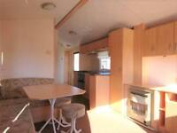 Static Caravan for sale, North Wales with direct beach access