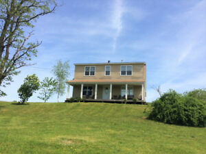 Renovated Farm House - 47 Acres