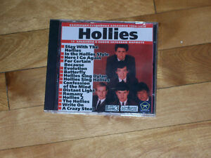 The Hollies Collection - 15 ALBUMS - Rare Russian Import CD!