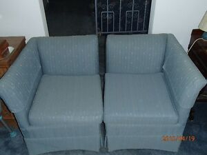 Very rare Split (sectional) Love seat