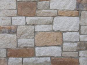 Thin Stone Veneer and Corners MONTHLY SALE!!!