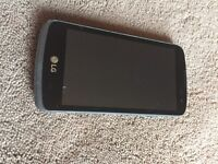 Found LG cell phone