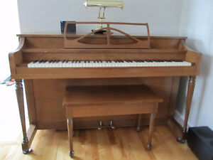 Piano for sale/Piano vendre