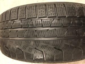 4 Winter Tires- Pirelli Sottozero Run Flat 225/50 R17